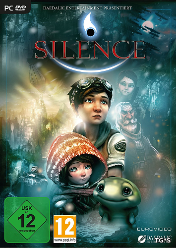 Silence - The Whispered World 2 [2016, RUS(MULTI), L] FLT