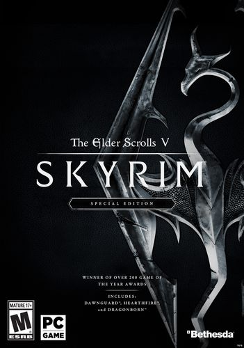 The Elder Scrolls V: Skyrim - Special Edition [v 1.4.2.0.8] (2016) PC | RePack by R.G. Механики