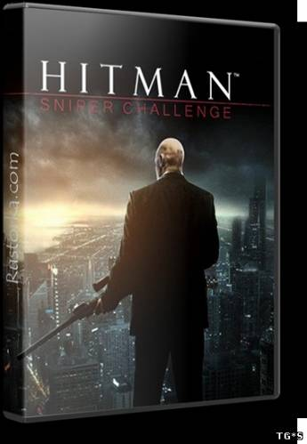 Hitman: Sniper Challenge (Square Enix) (RUS) [L|Steam-Rip]