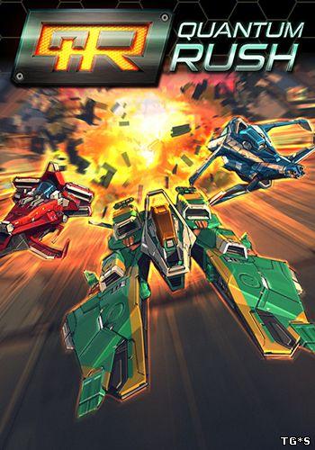 Quantum Rush Champions / [2014, Arcade, Racing, Futuristic, 3D]
