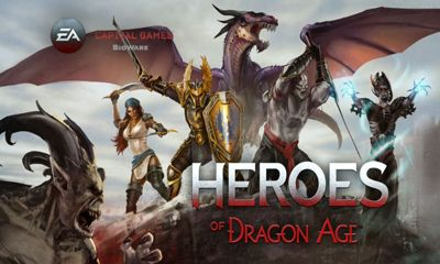 [Android]HEROES OF DRAGON AGE (2014)