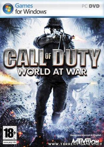 Call of Duty - World at War (2008) PC | Repack by MOP030B