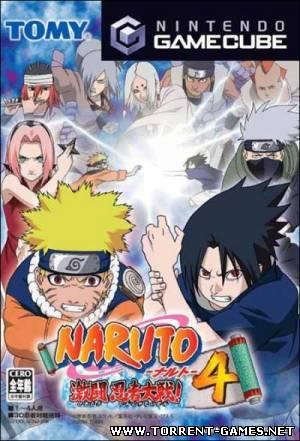 Naruto Gekitou Ninja Taisen 4 [2009/JAP]