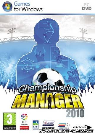 Championship Manager 2010 (2009) RePack RUS
