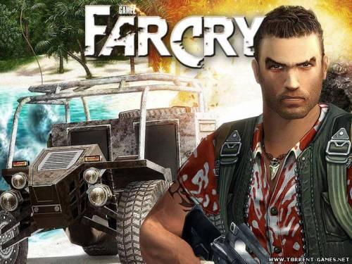 Far Cry - Возвращение в Рай [RePack] [RUS / RUS] (2007)