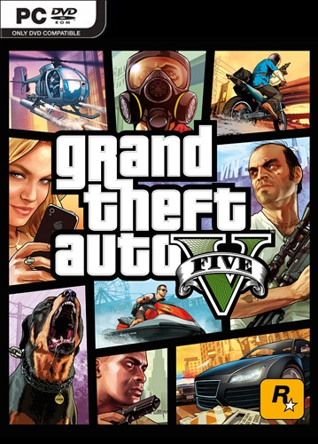 GTA 5 / Grand Theft Auto V [Update 4/Steam] (2015) PC | RePack от FitGirl