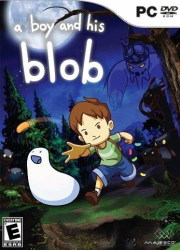 A Boy and His Blob (2016) PC | RePack от R.G. Механики