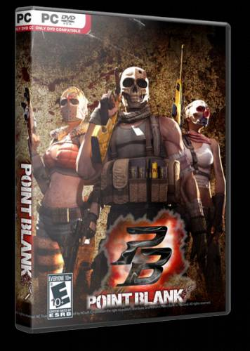 Point Blank [57.3] (2009) PC | Online-only