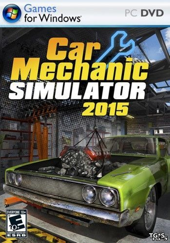 Car Mechanic Simulator 2015: Platinum Edition [v.1.1.1.3b] (2015) PC | RePack by GAMER