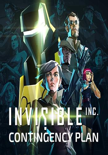 Invisible, Inc. Contingency Plan / [RePack от Daytona] [2015