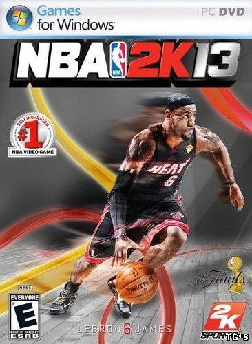NBA 2K13 (2012/PC/RePack/Rus) by Chack