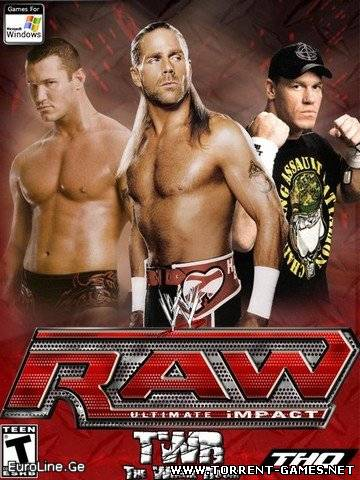 WWE RAW - Ultimate Impact (2009/РС) (RUS)