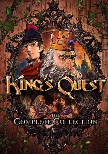 King's Quest - Chapter 1-3 [2016]