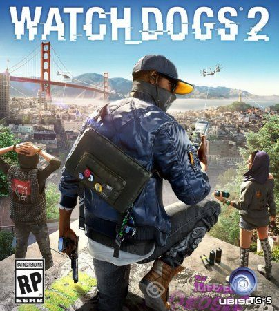 Watch Dogs 2 - Digital Deluxe Edition [2016, RUS(MULTI), Uplay-Rip] от Fisher