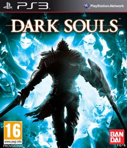 (PS3)Dark Souls [JPN/ENG]