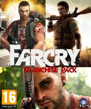 Far Cry: Franchise Pack (RUS/ENG) от R.G.Torrent-Games