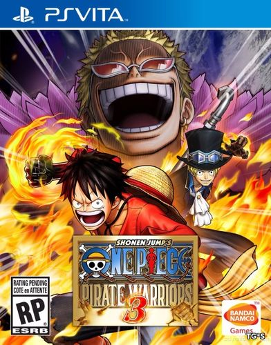 One Piece: Pirate Warriors 3 [EUR/ENG]