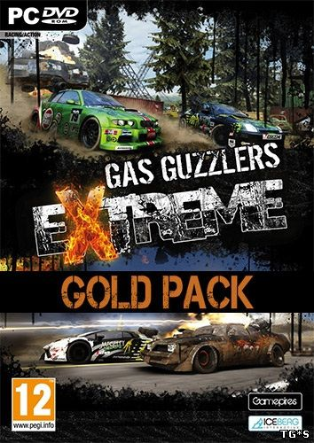Gas Guzzlers Extreme: Gold Pack [v1.8.0.0] (2013) PC | Steam-Rip by Let'sРlay