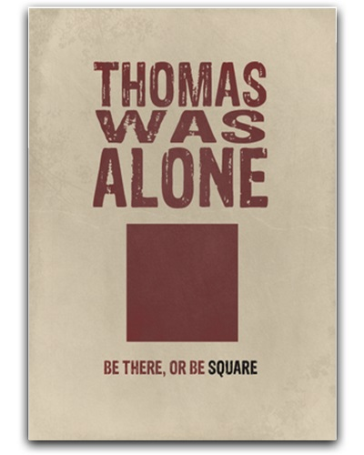 Thomas Was Alone (2012) PC | Лицензия