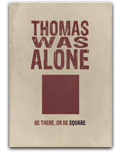 Thomas Was Alone (2012) PC   Лицензия