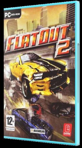 Flatout 2 (2006/PC/Rus) by tg