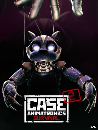 CASE 2: Animatronics Survival [v 0.21 | Early Access] (2018) PC | RePack by Other's
