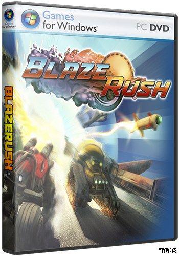 Обзор BlazeRush - русский наследник Rock n' Roll Racing