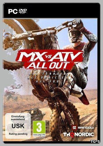 MX vs ATV All Out (THQ Nordic) (ENG/FR/MULTI7) [L] - CODEX