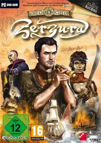 The Lost Chronicles of Zerzura [RePack] [2012|Rus|Eng]