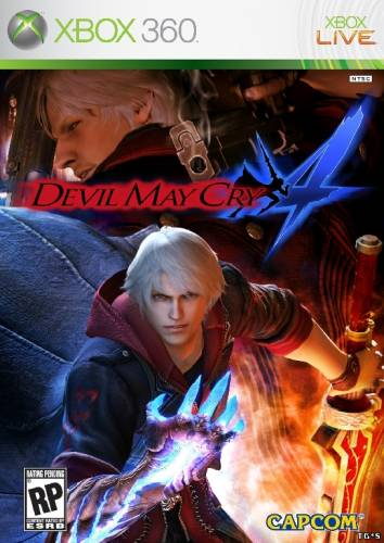 [Xbox 360] Devil May Cry 4 [Region Free/ENG][Dashboard 2.0.13599]