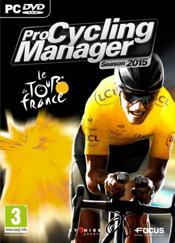 Pro Cycling Manager 2015 (ENG) [Repack]
