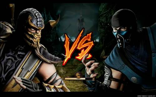 Mortal Kombat (9) 2010