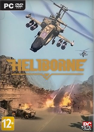 Heliborne: Winter Complete Edition (2017) PC | Лицензия