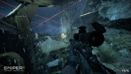 Sniper: Ghost Warrior - Beta версия на PC