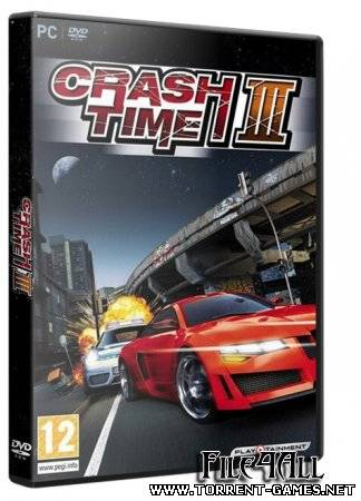 Crash Time 3 Alarm fur Cobra 11: Highway Nights / (RUS) [RePack]