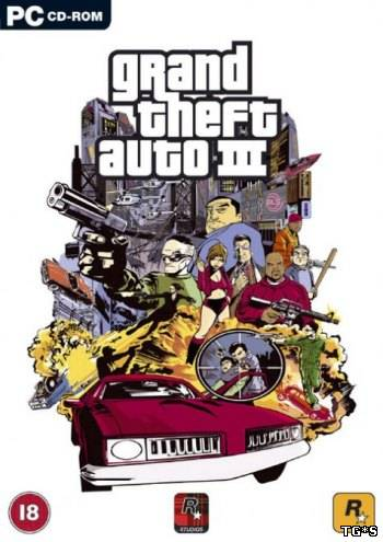GTA 3 / Grand Theft Auto 3 (2002) PC | RePack