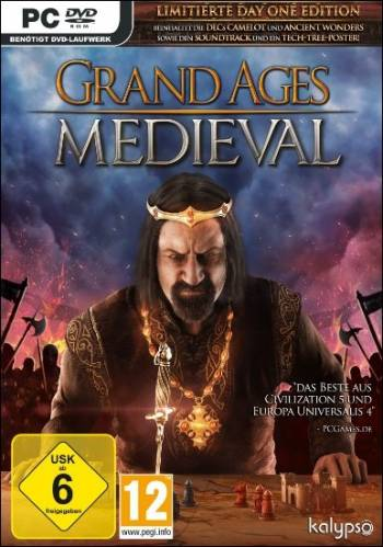 Grand Ages: Mediеval [v1.1.2 + 2DLC] (2015) PC | Лицензия GOG