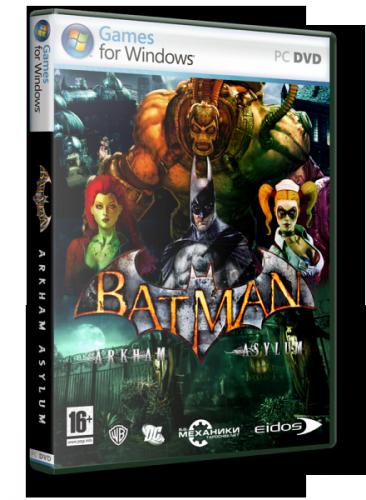 Batman: Arkham Asylum RePack от R.G. Механики