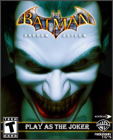 Batman: Arkham Asylum Play As The Joker DLC (2013/PC/Rus) by tg