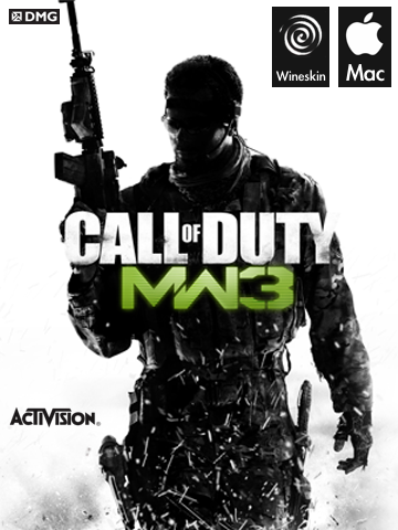 Call of Duty: Modern Warfare 3 [Wineskin]
