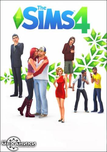 The Sims 4: Deluxe Edition (2014) PC | RePack by R.G. Механики