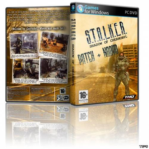 S.T.A.L.K.E.R. (2013) PC | Patch + NoDvD / RePack by SeregA-Lus
