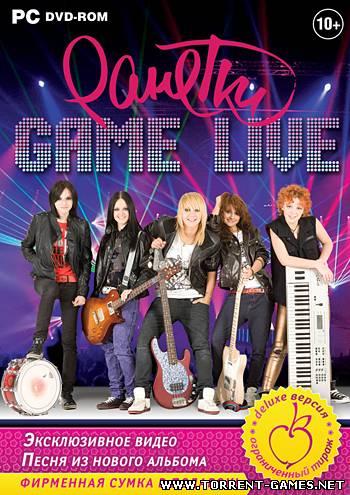 Ранетки.Game Live (RUS) (2010)