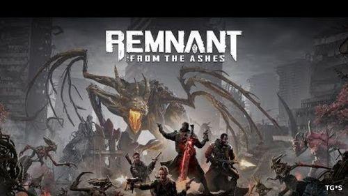 Студия Gunfire Games анонсировала свой новый проект — Remnant: From the Ashes