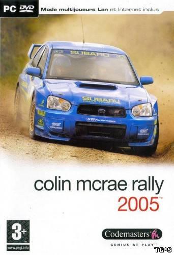 Colin McRae Rally (2014/PC/Eng) скачать торрент бесплатно