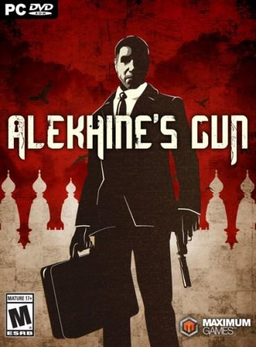 Alekhine's Gun (2016) PC | RePack от R.G. Механики