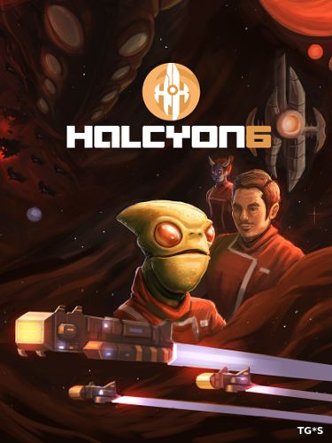 Halcyon 6: Starbase Commander (Massive Damage, Inc.) (ENG) [L] - GOG