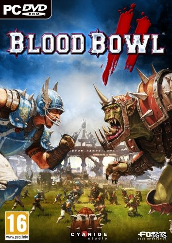 Blood Bowl 2 [v 2.2.18.9 + 4 DLC] (2015) PC | RePack от FitGirl