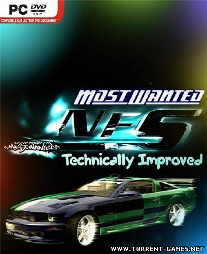 NFS: Most Wanted - Technically Improved (2010/PC/Rus/Repack)