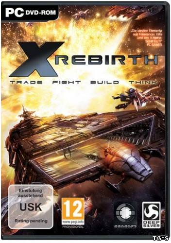 X Rebirth: Collector's Edition [v 4.3 + 2 DLC] (2013) PC | Repack by alexalsp